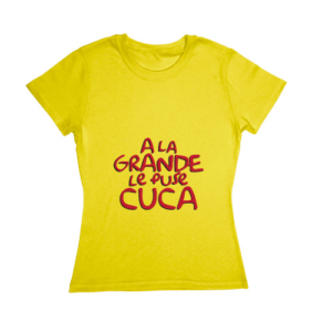 Blusa The Simpsons - A La Grande Le Puse Cuca