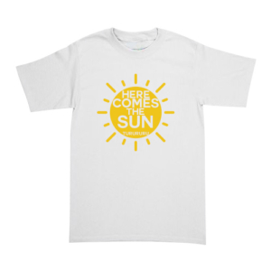 Playera The Beatles - Here Comes The Sun