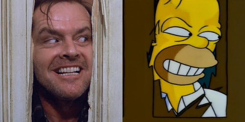 Las referencias de la cultura popular en The Simpsons